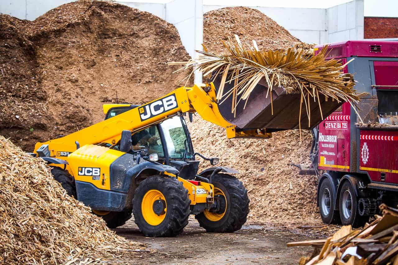 Entsorgung Holz